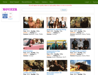 moviezr.org screenshot