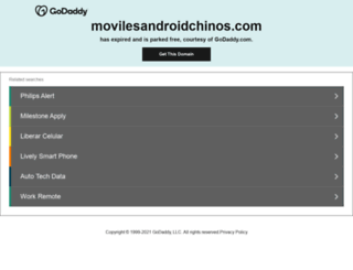 movilesandroidchinos.com screenshot