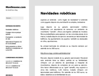 movilesone.com screenshot