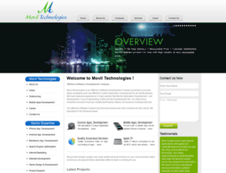 moviltechnologies.com screenshot