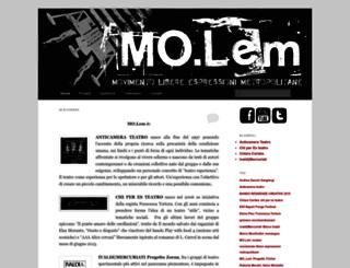 movimentolem.wordpress.com screenshot