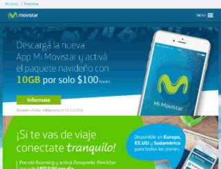 movinet.com.uy screenshot