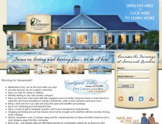 moving-to-savannah.com screenshot
