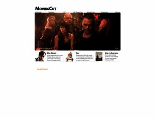 movingcut.com screenshot