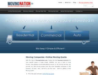 movingnation.com screenshot