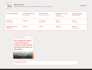 movisol.org screenshot