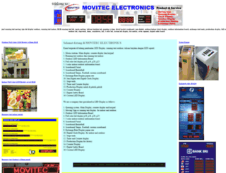 movitec-electronics.com screenshot