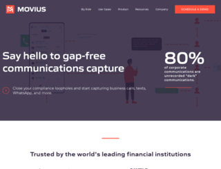 moviuscorp.com screenshot