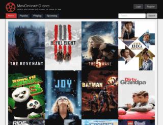 movonlinehd.com screenshot