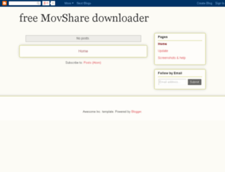 movshare-downloader.blogspot.com screenshot