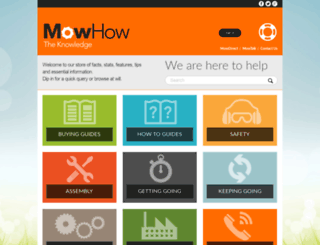 mowhow.co.uk screenshot