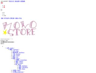 mowostore.com screenshot