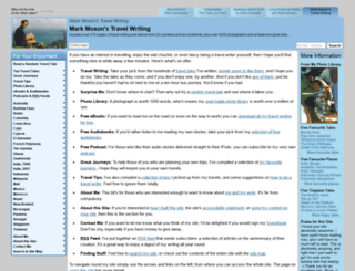 moxon.net screenshot