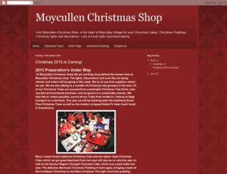 moycullen-christmas-shop.blogspot.com screenshot