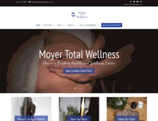 moyerwellness.com screenshot