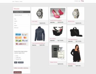 mozaic.jejualan.com screenshot