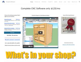 mozaiksoftware.com screenshot