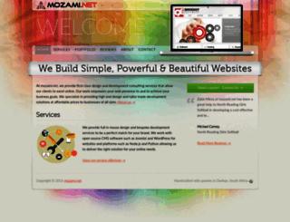 mozami.net screenshot