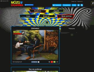 mozgnieogarnia.pl screenshot
