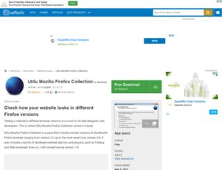 mozilla-firefox-collection.en.softonic.com screenshot