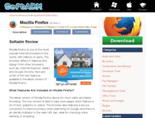 mozilla-firefox.softadm.com screenshot