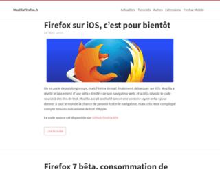 mozillafirefox.fr screenshot