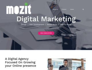 mozit.co.uk screenshot
