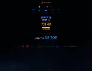 mozzartbet.ro screenshot