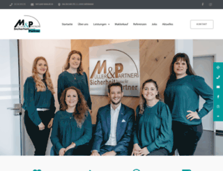 mp-makler.de screenshot