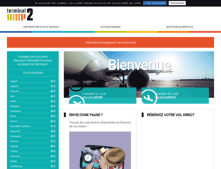 mp2.aeroport.fr screenshot