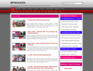 mp3kolkata1.blogspot.com screenshot