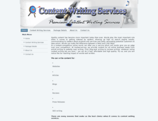 mp3server.org screenshot