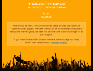 mp3touchscreens.com screenshot