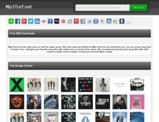 mp3turf.net screenshot