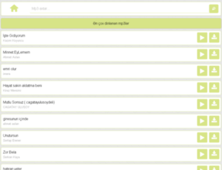 mp3yukle.org screenshot