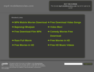 mp4-mobilemovies.com screenshot