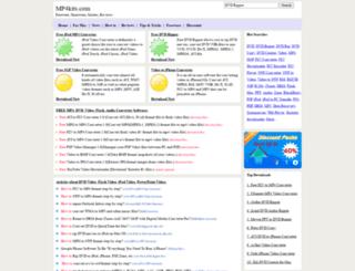 mp4kits.com screenshot