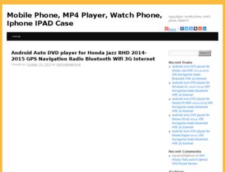 mp4watchphone.com screenshot