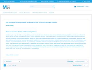 mparts24.de screenshot