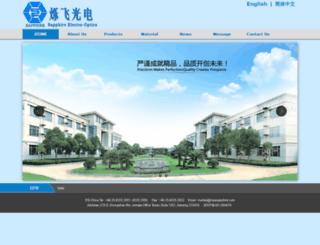 mpasapphire.com screenshot