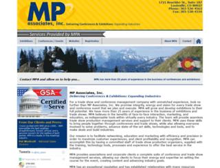 mpassociates.com screenshot