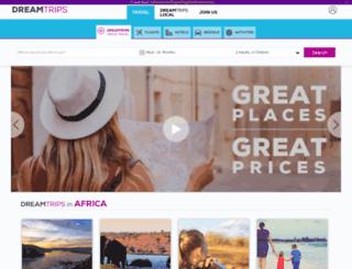 mpaul.dreamtripslife.com screenshot