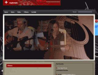 mpbmais.com screenshot