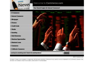 mpboardmodelpaper.commerce.com screenshot