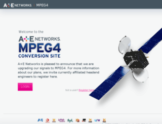 mpeg4.aenetworks.com screenshot