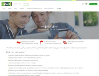 mpenize.cz screenshot