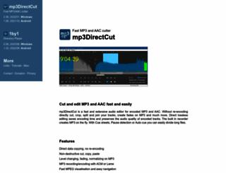 mpesch3.de screenshot
