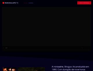 mpetv.com.br screenshot