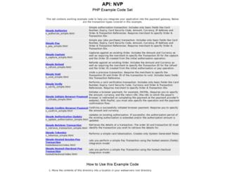 mpgs-php-nvp.herokuapp.com screenshot