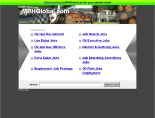 mphglobal.com screenshot